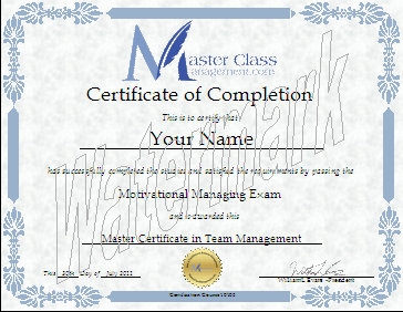 master in business